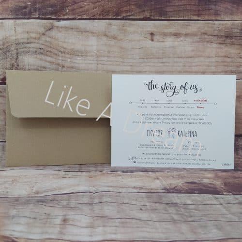Προσκλητήρια γάμου με θέμα τις φωτογραφίες 2022_2